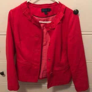 Red Boden Women's Red Coat